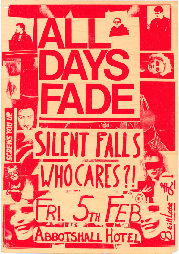 Who Cares 5th February Poster